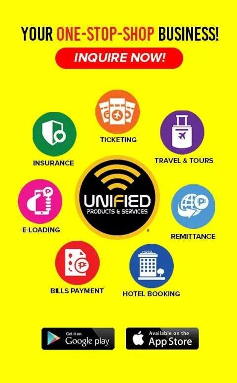 Earn While At Home - Unified Products and Services Sasa Davao